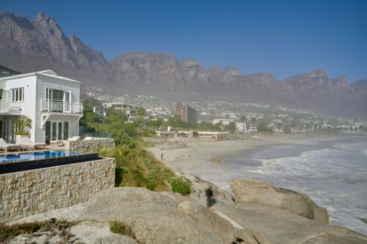 Camps Bay Beachfront 5 Bedrooms